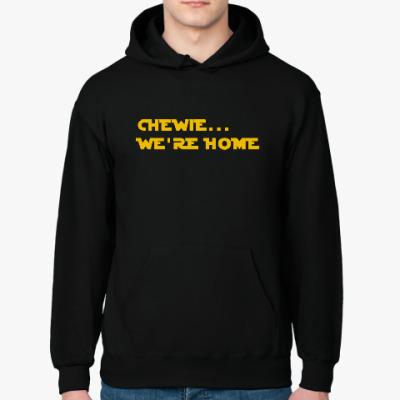 Толстовка худи Chewie, we're home