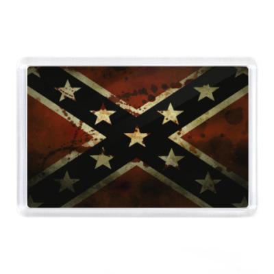Магнит Флаг Конфедерации
