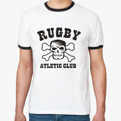 Футболка Ringer-T Rugby