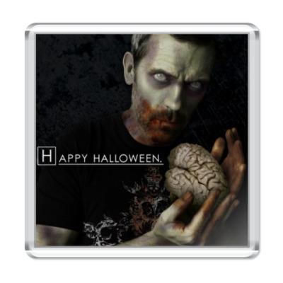 Магнит House Halloween