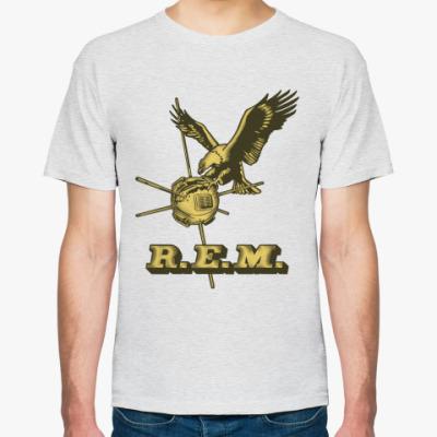 Футболка R.E.M.
