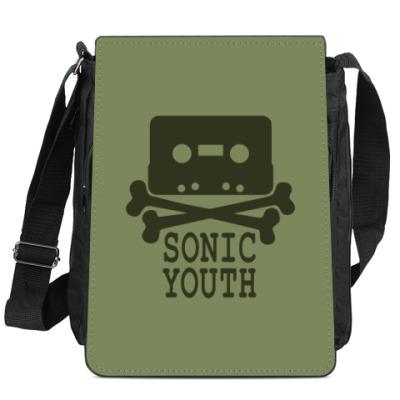 Сумка-планшет Sonic Youth