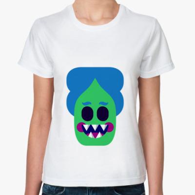 Классическая футболка Babooshka