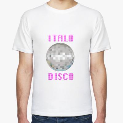 Футболка Italo Disco