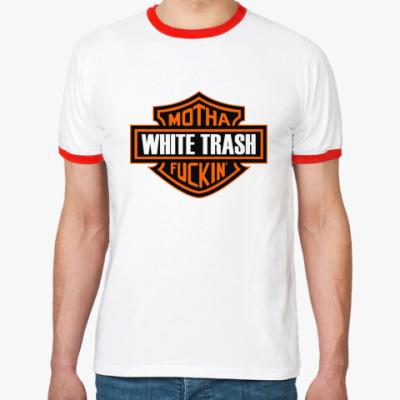 Футболка Ringer-T HD WTRASH