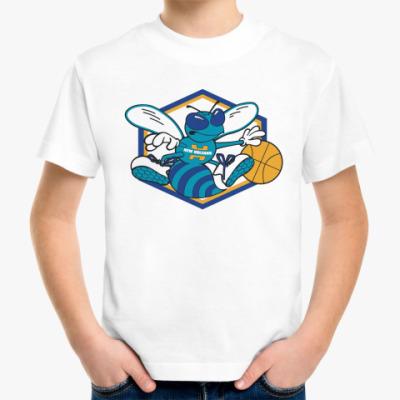 Детская футболка футболка Нью-Орлеан Хорнетс
