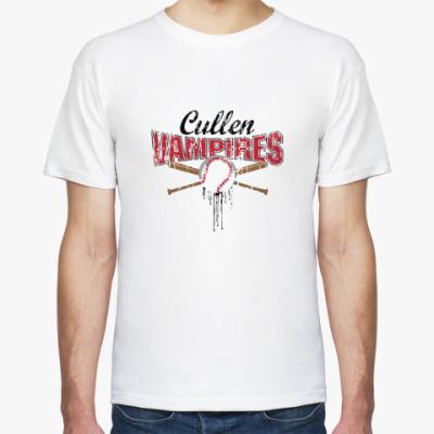 Футболка Cullen vampires