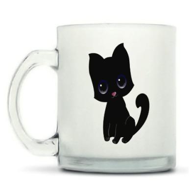 Кружка матовая Kitten (котёнок)