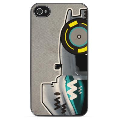 Чехол для iPhone W03 Car