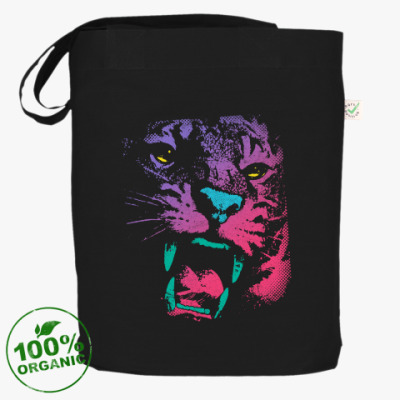 Сумка Абстрактный Тигр