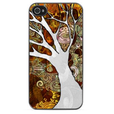 Чехол для iPhone Африканское дерево 3