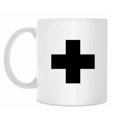 Кружка «Черный Крест»