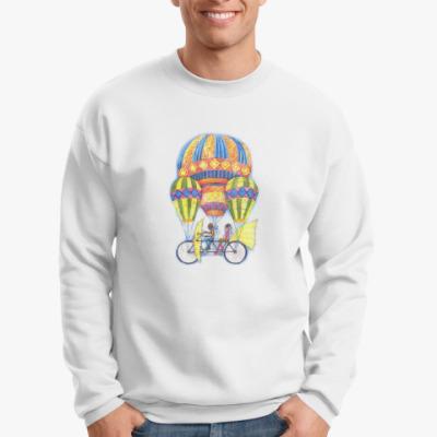 Свитшот Воздушный велосипед