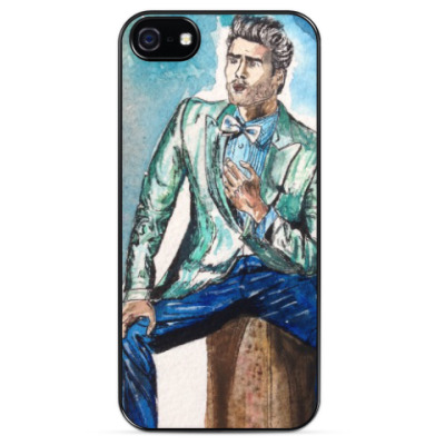 Чехол для iPhone хорошо одетый мужчина