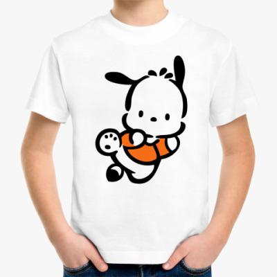 Детская футболка Снежок