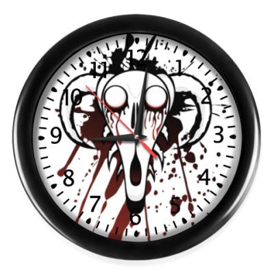 Настенные часы Blindevil