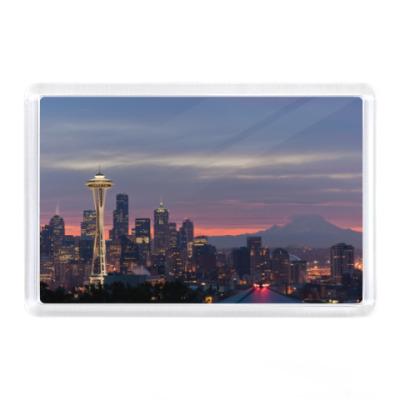 Магнит Washington, Seattle
