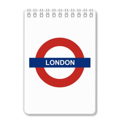 Блокнот London