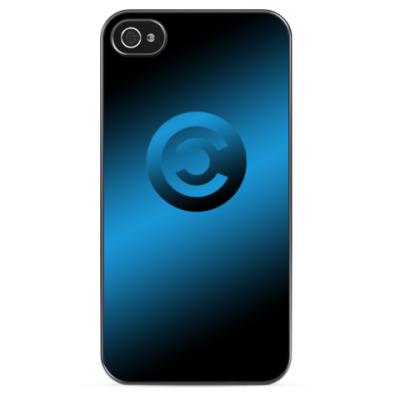Чехол для iPhone Caldari blue