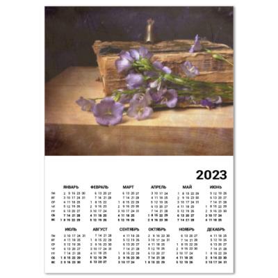 Календарь Время колокольчиков