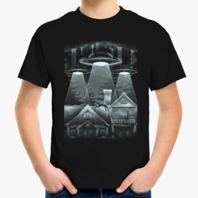Детская футболка Пришельцы