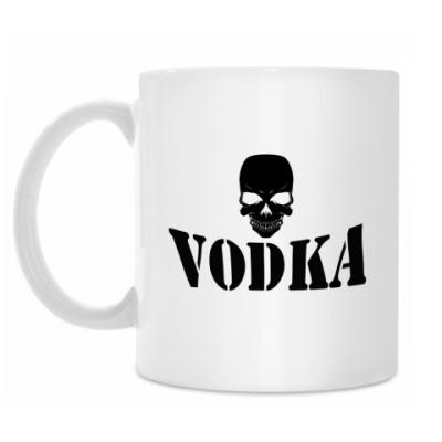 Кружка Vodka