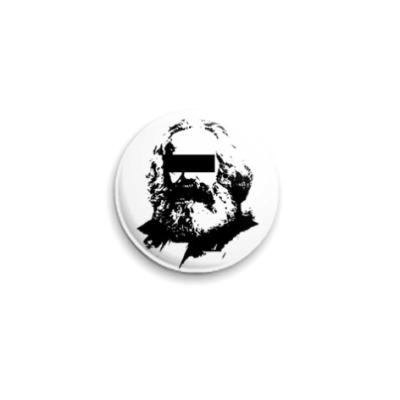 Значок 25мм Marx