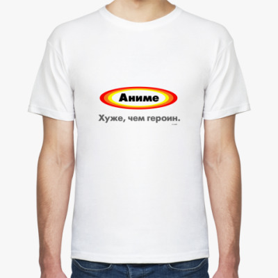 Футболка «Аниме»
