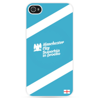 Чехол для iPhone FC Manchester City