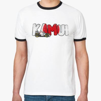 Футболка Ringer-T KAMUI