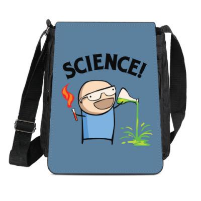 Сумка-планшет Science! Ботан