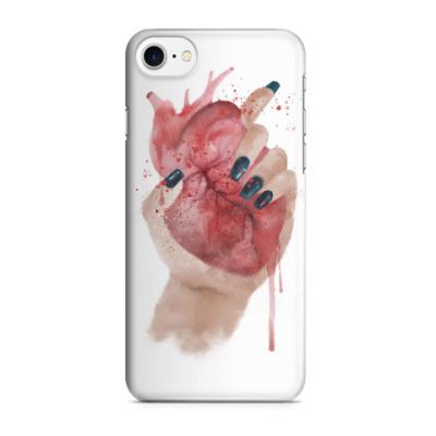 Чехол для iPhone 7/8 Сердце в руке