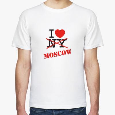 Футболка Москва