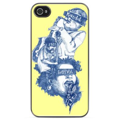 Чехол для iPhone Jazz