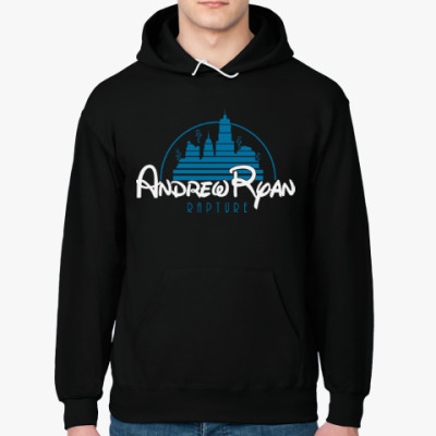 Толстовка худи BioShock Andrew Ryan