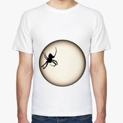 Футболка паук
