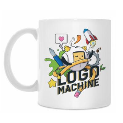 Кружка Logomachine
