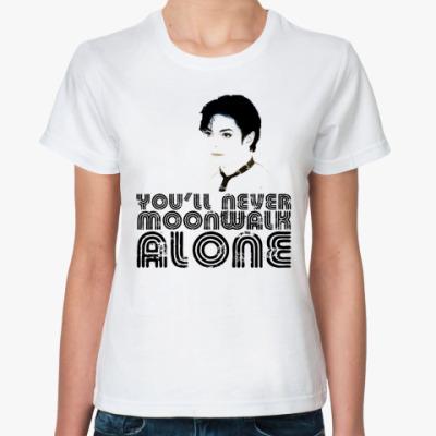 Классическая футболка Michael Jackson