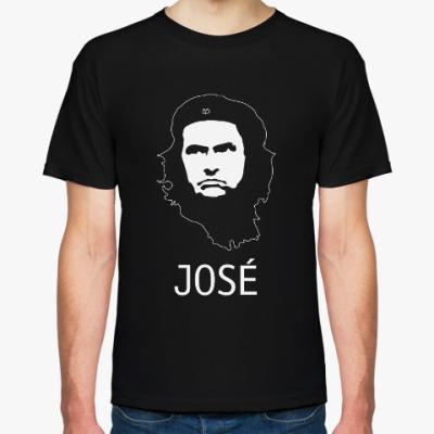 Футболка Jose Mourinho