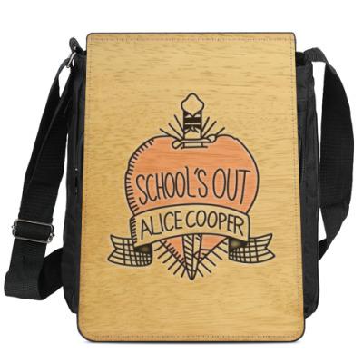 Сумка-планшет Alice Cooper