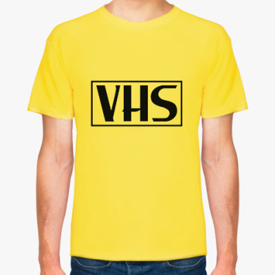 Футболка VHS