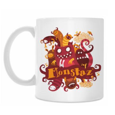 Кружка MONSTAZ
