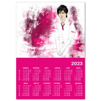 Календарь  A2  Рё