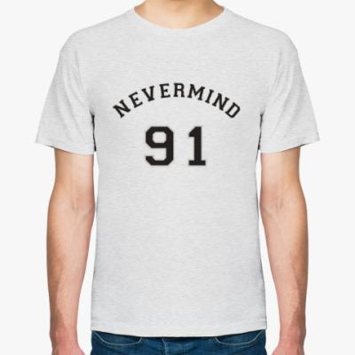 Футболка Nevermind 91