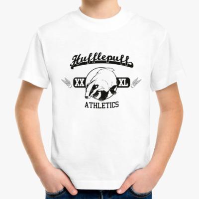 Детская футболка Hufflepuff Детская футболка