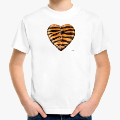 Детская футболка TigerHeart