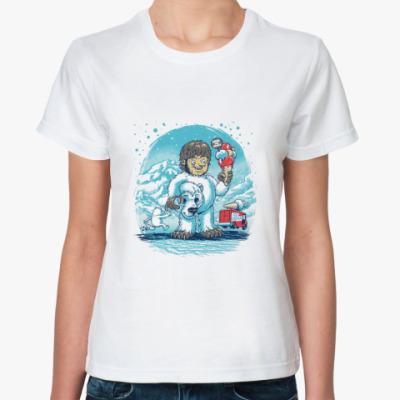 Классическая футболка  футболка Bears
