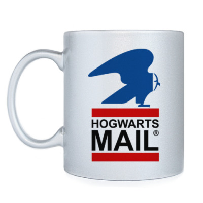 Кружка Harry Potter - Почта Hogwarts