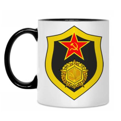 Кружка Кружка с эмблемой РХБЗ