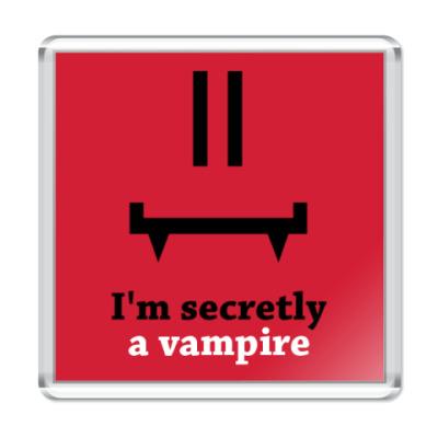 Магнит Secret vampire